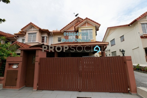 For Sale Link at Section 10, Putra Heights Freehold Semi Furnished 5R/3B 900k