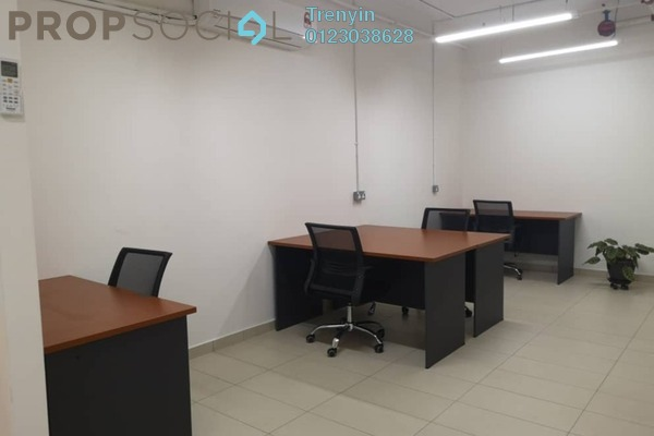 For Rent Office at Avenue Crest, Shah Alam Freehold Fully Furnished 0R/1B 1.2k