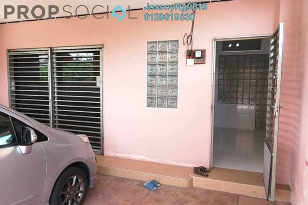 For Sale Terrace at Panorama Lapangan Perdana, Ipoh Freehold Semi Furnished 4R/4B 348k