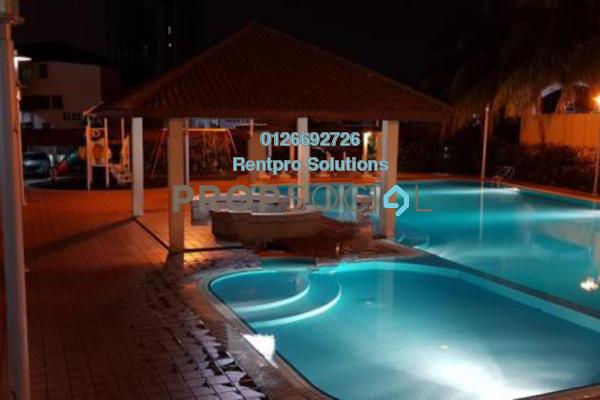 For Rent Condominium at Astaka Heights, Pandan Perdana Freehold Unfurnished 3R/2B 1.1k