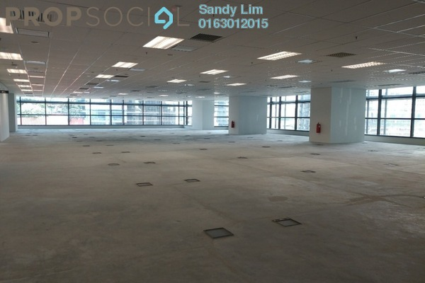 For Rent Office at KL Eco City, Mid Valley City Freehold Unfurnished 0R/0B 36k