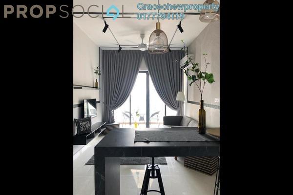 For Rent Condominium at Country Garden Danga Bay, Danga Bay Freehold Fully Furnished 2R/2B 1.98k
