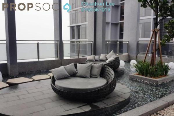 For Rent Serviced Residence at Expressionz Professional Suites, Titiwangsa Freehold Fully Furnished 2R/2B 4.5k