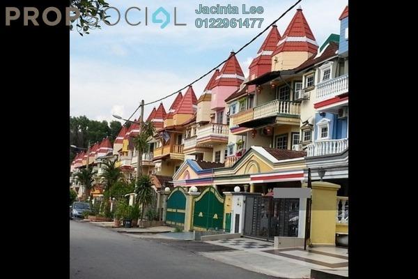 For Sale Terrace at Taman Putri Jaya, Cheras South Freehold Semi Furnished 6R/5B 503k