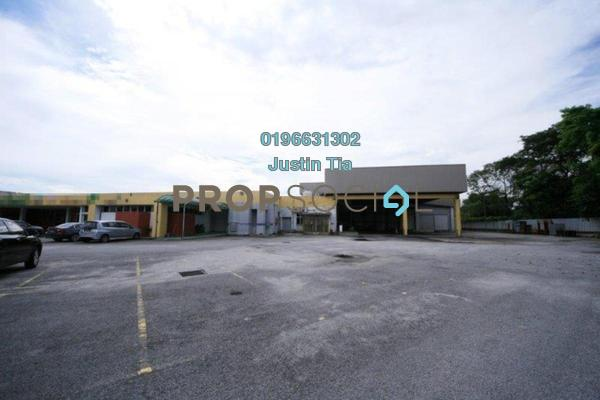 For Rent Factory at Section 16, Shah Alam Freehold Fully Furnished 0R/0B 117k