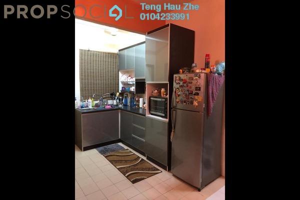 For Rent Condominium at Vista Bayu, Klang Freehold Semi Furnished 3R/2B 1.2k