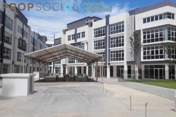 For Rent Shop at Boulevard Business Park, Jalan Ipoh Freehold Unfurnished 1R/1B 4k