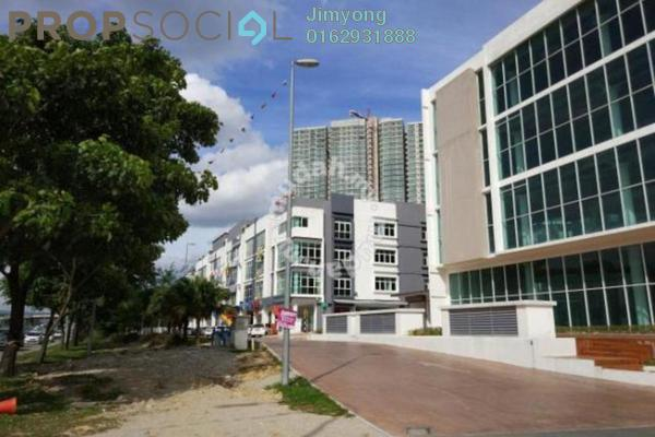 For Rent Office at Boulevard Business Park, Jalan Ipoh Freehold Unfurnished 1R/1B 2.8k