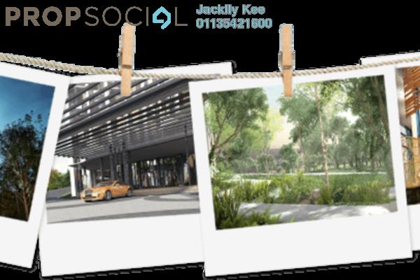 For Sale Condominium at The Rainz, Bukit Jalil Freehold Semi Furnished 4R/4B 1.07m