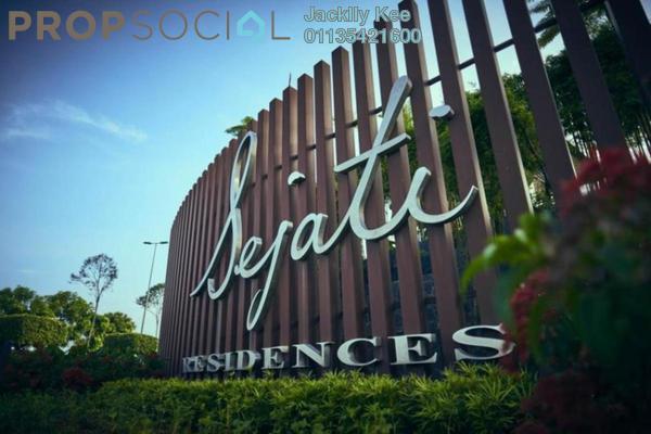 For Sale Semi-Detached at Sejati Residences, Cyberjaya Freehold Semi Furnished 5R/5B 2.54m