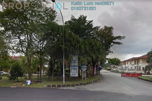 For Sale Terrace at Taman Perindustrian UEP, UEP Subang Jaya Freehold Semi Furnished 4R/3B 615k