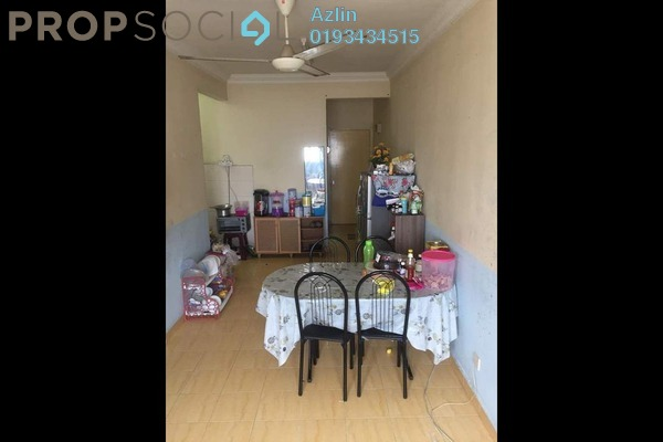 For Sale Apartment at Damai Apartment, Tropicana Freehold Unfurnished 3R/1B 165k