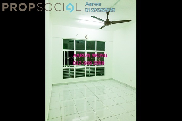 For Rent Condominium at M3 Residency, Gombak Freehold Semi Furnished 3R/2B 1.5k
