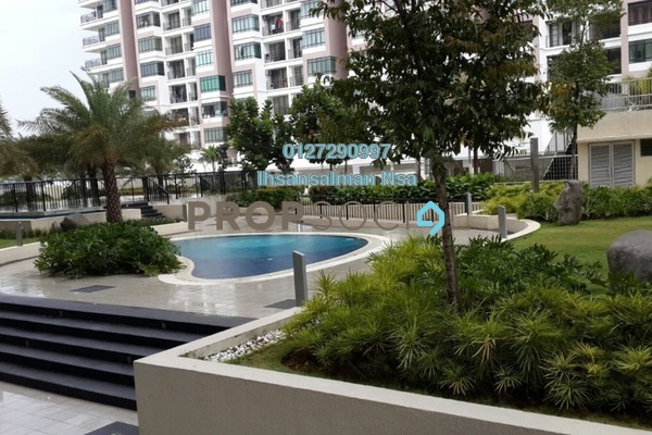 For Sale Condominium at One Damansara, Damansara Damai Freehold Semi Furnished 3R/2B 400k