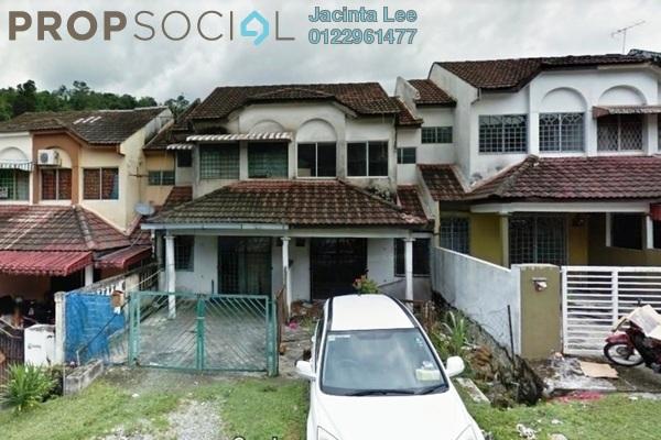 For Sale Terrace at Taman Cheras Awana, Cheras Freehold Unfurnished 3R/2B 316k