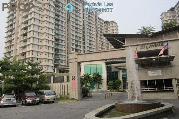 For Sale Condominium at USJ One Avenue, UEP Subang Jaya Leasehold Semi Furnished 4R/3B 511k