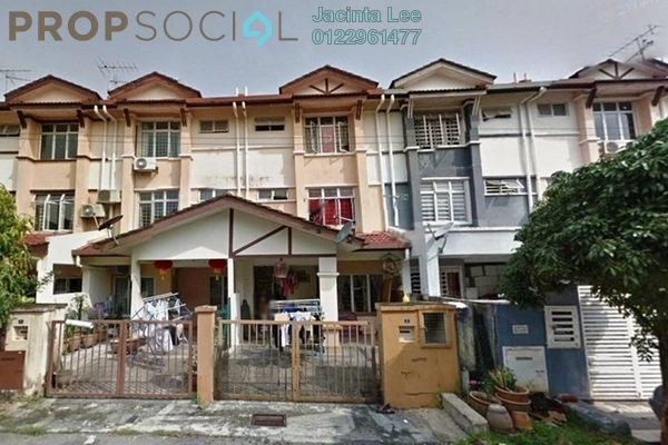 For Sale Terrace at Taman Subang Pelangi, Subang Leasehold Semi Furnished 5R/5B 414k