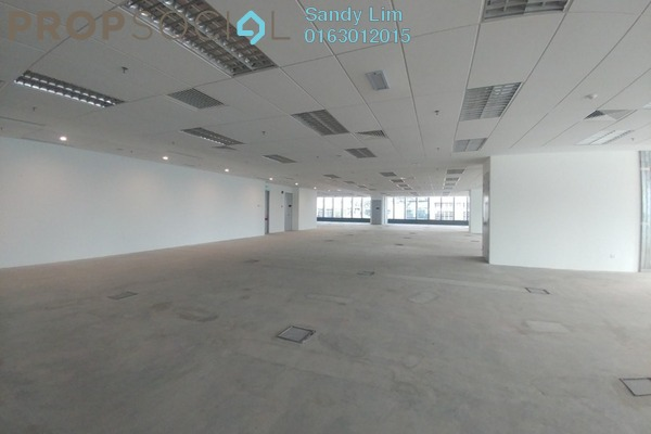 For Rent Office at KL Eco City, Mid Valley City Freehold Unfurnished 0R/0B 39k