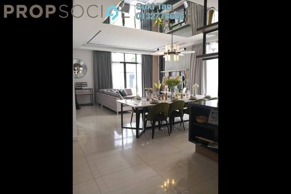 For Sale Semi-Detached at Kalista Park Homes, Bukit Rahman Putra Freehold Semi Furnished 6R/8B 2.38m