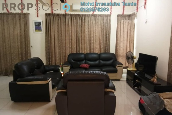 For Rent Semi-Detached at Bandar Parklands, Klang Freehold Fully Furnished 4R/4B 2.2k