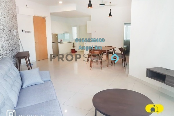 For Rent Condominium at The Crest, Kuala Lumpur Freehold Fully Furnished 3R/2B 3.5k