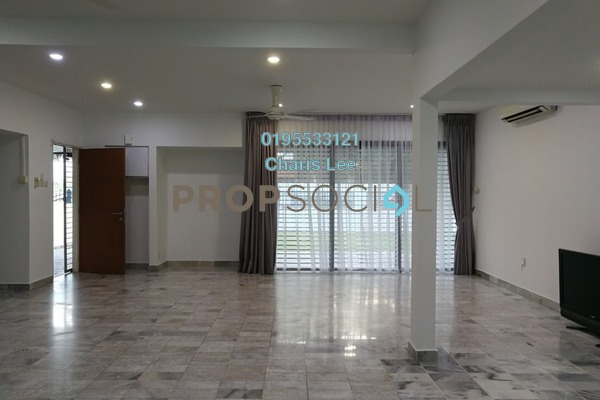 For Rent Semi-Detached at Bangsar Baru, Bangsar Freehold Semi Furnished 4R/4B 6.5k