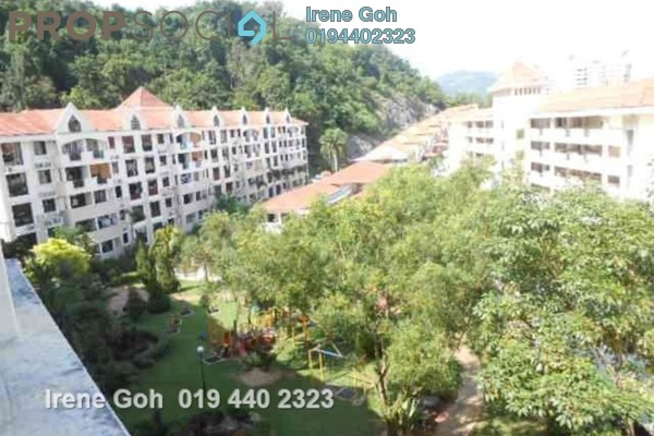 For Sale Condominium at Sunrise Garden, Sungai Ara Freehold Fully Furnished 3R/2B 490k