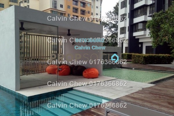 For Sale Condominium at Residence 8, Old Klang Road Freehold Unfurnished 4R/0B 459k