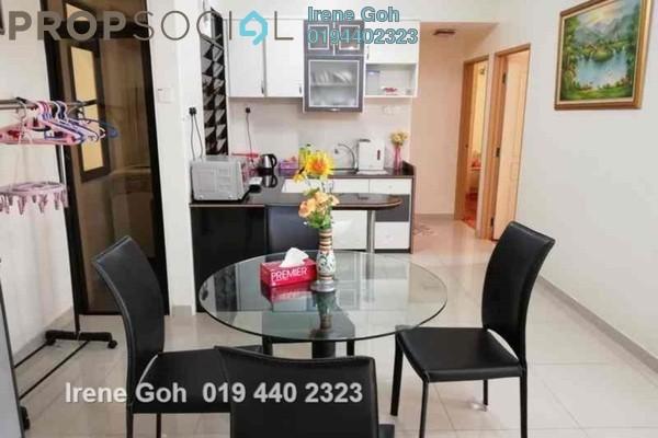 For Rent Condominium at Sunny Ville, Batu Uban Freehold Fully Furnished 2R/2B 1.5k