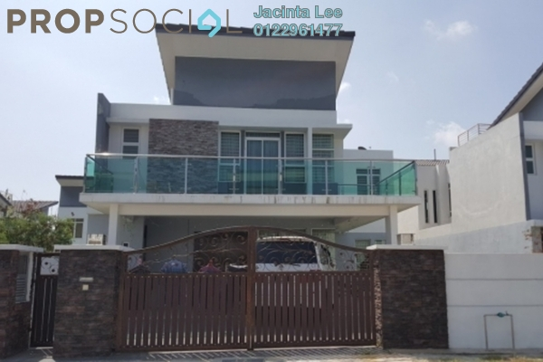 For Sale Semi-Detached at Saujana Rawang, Rawang Freehold Semi Furnished 6R/5B 620k