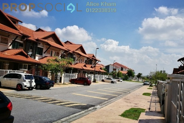 For Sale Superlink at Nukilan, Alam Impian Freehold Unfurnished 5R/5B 850k