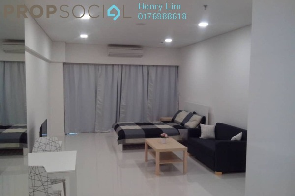 For Rent Condominium at Summer Suites, KLCC Freehold Fully Furnished 0R/1B 2.3k