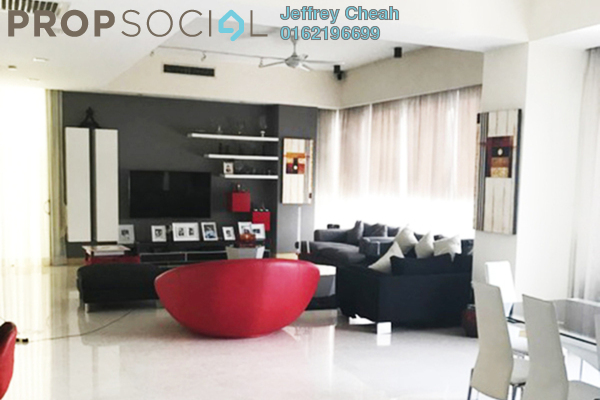For Sale Condominium at Suria Stonor, KLCC Freehold Semi Furnished 5R/5B 2.8m