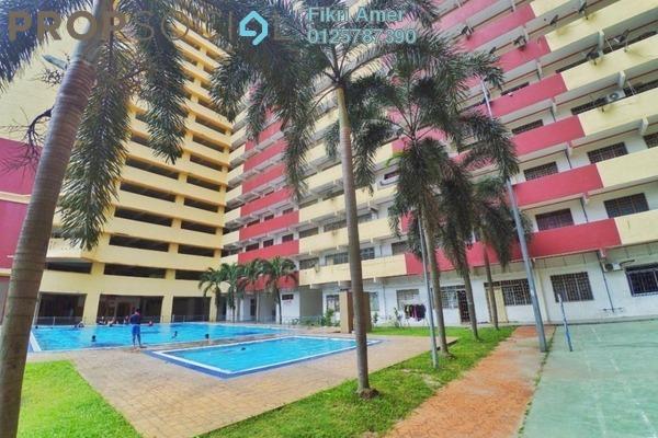 For Sale Apartment at Mentari Court 1, Bandar Sunway Leasehold Unfurnished 3R/2B 305k