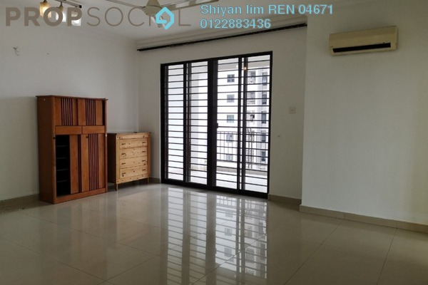 For Rent Condominium at Sri Putramas II, Dutamas Freehold Semi Furnished 4R/2B 1.7k