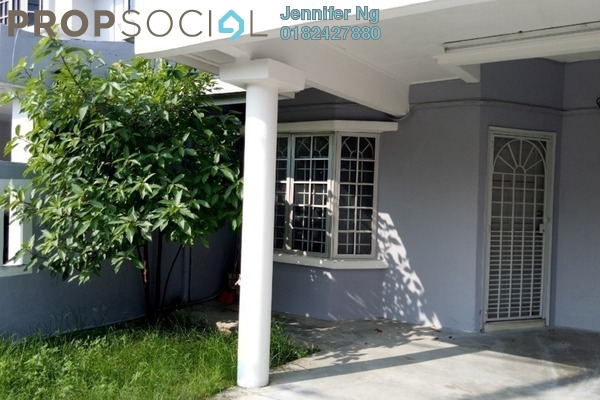 For Sale Terrace at USJ 1, UEP Subang Jaya Freehold Semi Furnished 4R/3B 530k