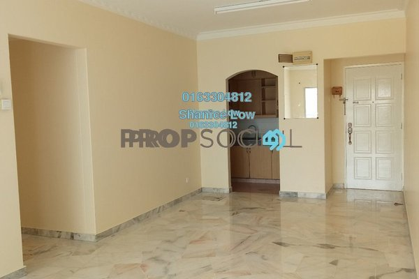 For Sale Apartment at Akasia Apartment, Pusat Bandar Puchong Freehold Semi Furnished 3R/2B 310k