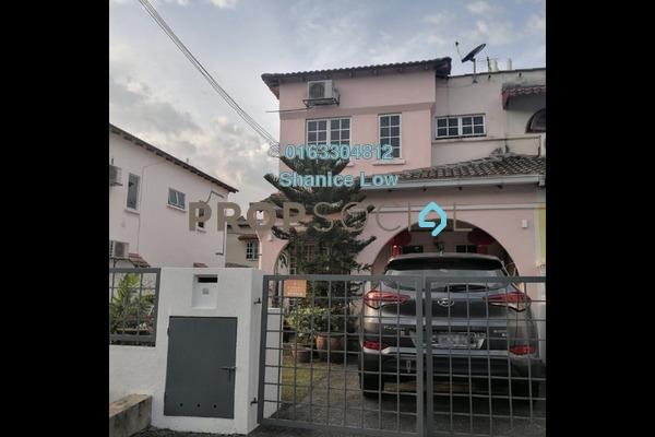 For Sale Terrace at Taman Wawasan, Pusat Bandar Puchong Freehold Semi Furnished 4R/3B 830k