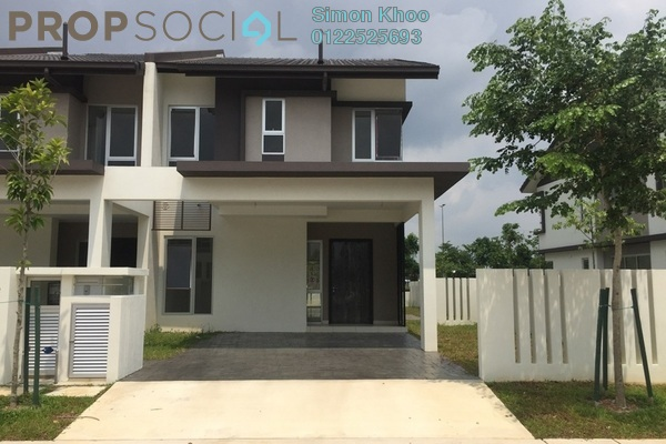 For Rent Terrace at Arahsia, Tropicana Aman Freehold Unfurnished 4R/3B 1.7k