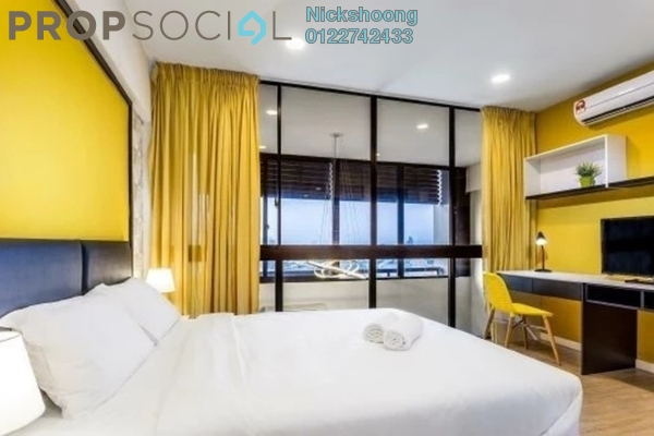 For Sale Condominium at D'Latour, Bandar Sunway Freehold Fully Furnished 2R/2B 769k