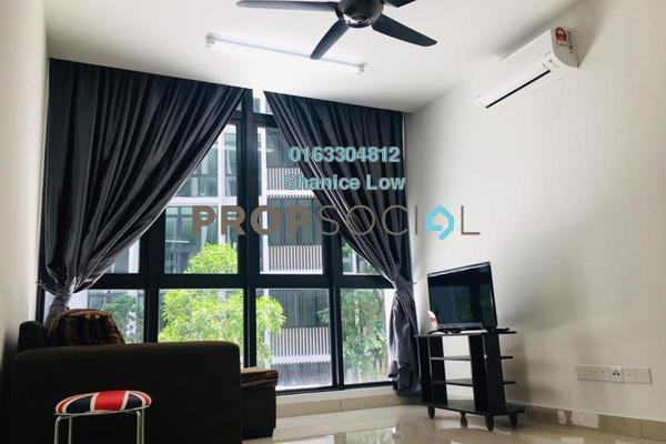 For Rent Condominium at H2O Residences, Ara Damansara Freehold Fully Furnished 3R/2B 2k