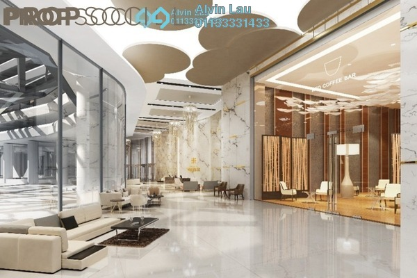 For Sale Condominium at Ion Delemen, Genting Highlands Freehold Fully Furnished 1R/1B 480k