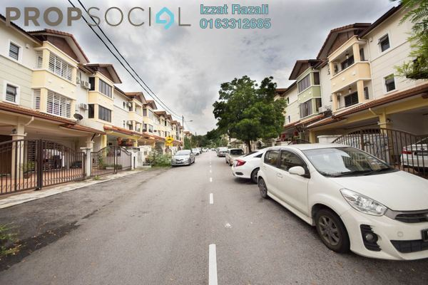 For Sale Superlink at Sunway Cheras, Batu 9 Cheras Freehold Semi Furnished 6R/5B 1m