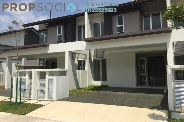 For Rent Terrace at Arahsia, Tropicana Aman Freehold Unfurnished 4R/3B 1.3k
