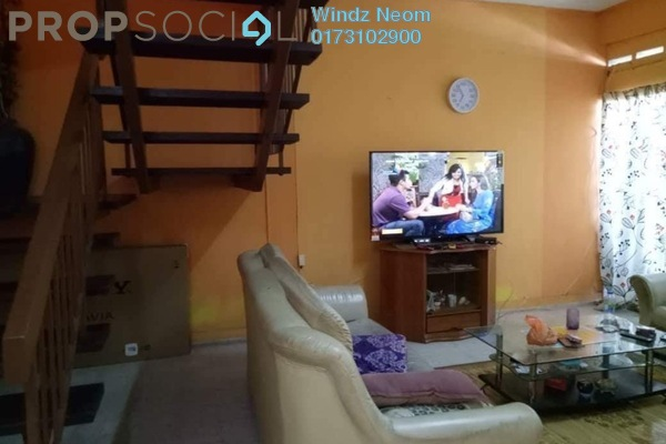 For Sale Terrace at Taman Suria Jaya, Cheras South Leasehold Unfurnished 4R/3B 550k