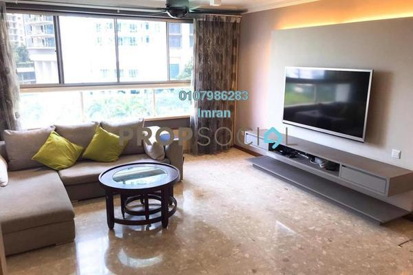 For Rent Condominium at Mont Kiara Pelangi, Mont Kiara Freehold Fully Furnished 3R/2B 3.8k