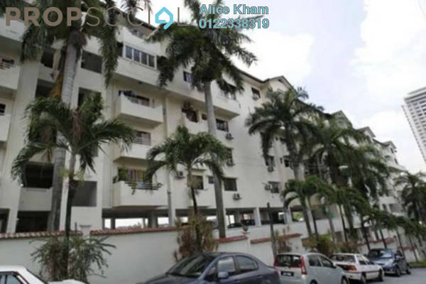 For Rent Condominium at Taman Desa Pesona, Petaling Jaya Freehold Fully Furnished 2R/2B 1.7k