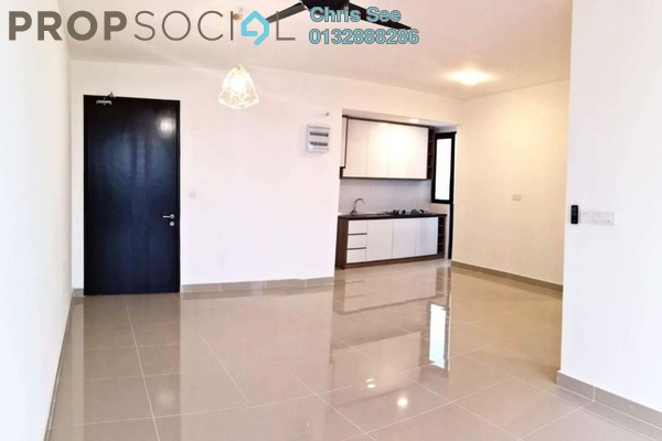 For Rent Condominium at Ken Rimba, Shah Alam Freehold Semi Furnished 3R/2B 1.5k