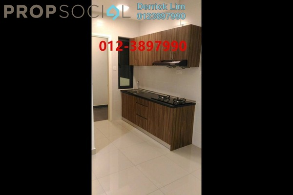 For Rent Condominium at Pearl Suria, Old Klang Road Freehold Semi Furnished 2R/2B 1.75k