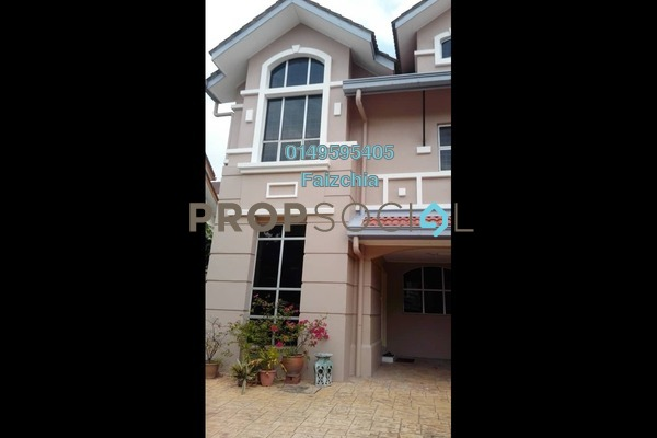 For Rent Semi-Detached at Ascott Hill, Bukit Rahman Putra Freehold Unfurnished 4R/4B 1.8k